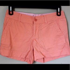 Lilly Pulitzer Callahan Shorts Peach